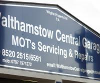 Walthamstow Central Garage